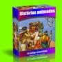Desenhos Bíblicos (coleção Completa 18 Vídeos Qualidade Hd)