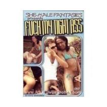 Dvd Fuck My Tight Ass She-males Fantasias Travestis Importad