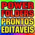 Power Folders Design Vol1. Menor Preço E Frete Grátis! Veja!