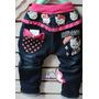Calça Infantil Importada Jeans Kello Kitty
