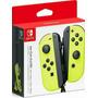 Joy Con L/r Nintendo Switch Neon Yellow (amarelo) Lacrado