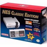 Nintendo Nes Classic Edition 30 Jogos - Nintendinho