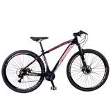 Bicicleta Sutton Extreme Aro 29 Disco Kit 21v Shimano Yamada