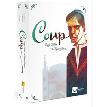 Coup + Expansão  A Reforma  Jogo De Cartas Mandala