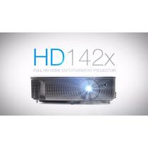 New Optoma Hd142x Fullhd 3d 1080p Wi-fi 3000lúmens 2hdmi