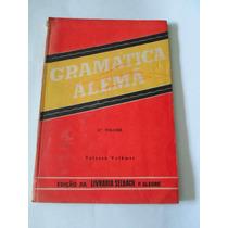Livro Gramatica Alemã Exercícios Professoras Colégio São Jos