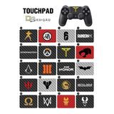 Adesivo Skin Touchpad - Controle Ps4 - Carbono 2 Por R$14,99