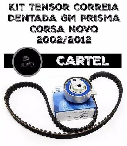 480395ad193 Kit Tensor Correia Dentada Gm Prisma Corsa Novo 2002 2012