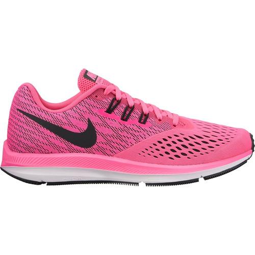 Tenis Nike Zoom Winflo 4 Feminino Original + N F 0e3fddab51970