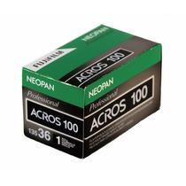 Filme Preto E Branco 35mm Fuji Acros Neopan 36 Poses