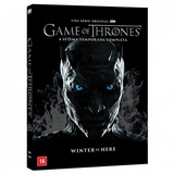 Box Dvd Game Of Thrones 7ª Temporada 5 Dvds Original