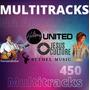 Multitrack Pacote +600 Multitracks Gospel Original Vs Aberto
