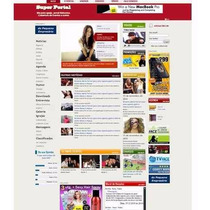 Portal De Noticias 2015 Script Php Mysql Completo 100%