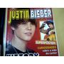 Revista Poster Justin Bieber Nº10 History