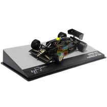 Lotus 97t 1985 Ayrton Senna 1:43 Ixo Lendas Brasileiras
