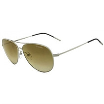 Óculos De Sol Carrera Aviador Dourado Com Lente Marrom