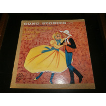 Lp Songs Stories For Little Cowboys & Cowgirls, Disco Vinil