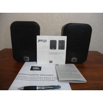 Jbl Monitor Pro-iii Studio Com Manual - Bose Polk B&w Kef Lg