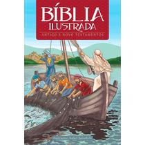 Bíblia Ilustrada - Histórias Inesquecíveis- Infantil (graça)