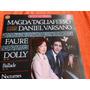 Magda Tagliaferro Pianos Klaviere Daniel Varsano Lp Vinil