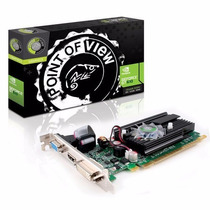 Placa De Vídeo Vga Geforce G210 1gb/64b Pci-e 2.0 Lp Ddr2