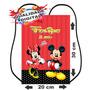 20 Mochilinhas Bolsinhas Sacolinhas Personalizadas * Mickey