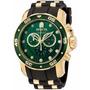 Relógio Invicta 6984 Pro Diver Ouro 18k ! Aventandor Import