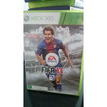 Fifa 13 Jogo Original Para Xbox 360 Semi Novo 100% Funcional