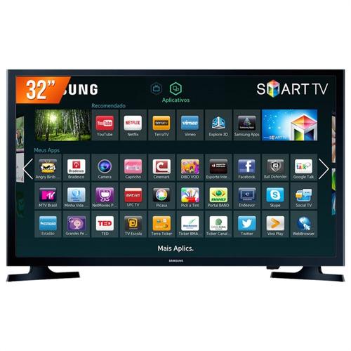Smart Tv Led 32 Samsung Hd Wi - fi Integrado Un32j4300agxzd
