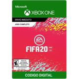 Fifa 20 Xbox One Codigo 25 Dígitos Envio Imediato
