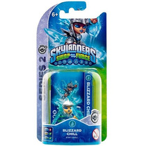 Boneco Skylanders Swap Force Blizzard Chill Serie 2 Xbox One