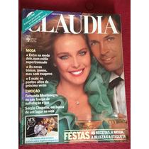 Revista Claudia 83 Fernanda M Sergio Chapelin Moda Receitas