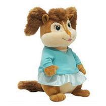 Bbr Pelucia Alvin E Os Esquilos 3 Original - Eleanor
