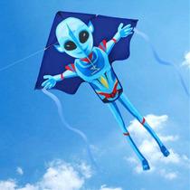 Pipa Divertida Criança Em Poliéster Alien