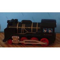 Trem - Brinquedo Rei - Anos 1970