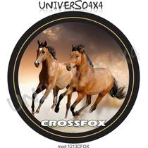 Capa Estepe Crossfox, Novofox, Cavalo, Cavalos, M-1213fox