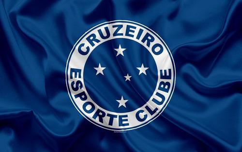 25d35e8606da9 Minas Gerais. R  60. 5 vendidos. Bandeira Cruzeiro Escudo 1x1