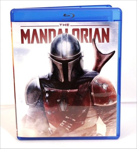 Blu-ray Da Série The Mandalorian - 1ª Temp - Dubl/legendado