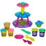 Conjunto Massinha Playdoh Torre De Cupcake Hasbro