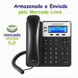 Telefone Ip Voip Sip Gxp1625 Grandstream - C/ Nfe Ml Full #p