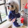 Casaco Fantasia Stitch Disney Roupa Cachorro Gato Pet