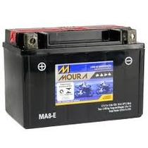 Bateria Moura Ytx9-bs Yuasa Ma8-ei 8ah Cb500 Shadow 600 Fym