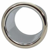 Aero-duto Prata Vivo Metalizado 3 Polegadas Fiamon