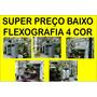 Maquina Flexografia