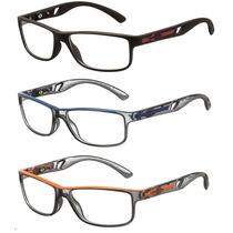Armação Para Oculos De Grau Mormaii Glacial - Diversas Cores