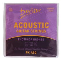 Encordoamento Deviser Corda 11 Violão Core Guitar Strings
