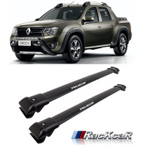 Rack De Teto Travessas Renault Duster Oroch Projecar Preta