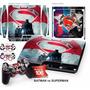 Skin Adesivo Playstation 3 Ps3 Slim Vinil Pelicula Skin Fosc