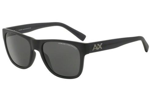 Oculos Sol Armani Exchange Ax4008l 802087 Preto Fosco Transl fcc83dd724