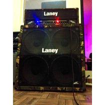 Laney Lx120rh Cabeçote, Caixa 4x12(dimebag Darrel) Troco